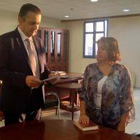 Ορκωμοσία νέας υπαλλήλου στην Περιφέρεια Δυτικής Μακεδονίας
