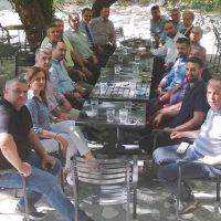Επίσκεψη στην Πέλλα του Γ. Αμανατίδη με κλιμάκιο βουλευτών της Ν.Δ. ενόψει της ΔΕΘ