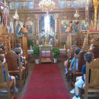 Το 2ο Νηπιαγωγείο Βελβεντού επισκέφτηκε  τον Ιερό Ναό του Αγίου Διονυσίου εν Ολύμπω