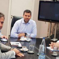 Συνάντηση του «Σπάρτακου» με τον νέο Πρόεδρο της ΔΕΗ – Ενημέρωση και συζήτηση για τα θέματα της Επιχείρησης