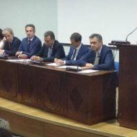 Συνάντηση της εντεταλμένης συμβούλου του Δήμου Σερβίων Νανάς Γκαμπούρα με τον Υπουργό και τον Υφυπουργό Τουρισμού