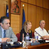 Έκτακτο Περιφερειακό Συμβούλιο για την παρουσίαση πρότασης για τις Ανανεώσιμες Πηγές Ενέργειας (Υδρογόνου) στην ΠΔΜ