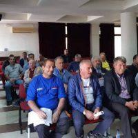 Συνάντηση του Παναγιώτη Πλακεντά με τους Προέδρους των Κοινοτήτων του Δήμου Εορδαίας