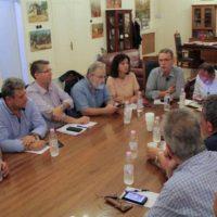 Συνάντηση συνδικαλιστικών φορέων με τον Δήμαρχο Κοζάνης για το μέλλον της ΔΕΗ