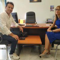 Σε καλό κλίμα η παράδοση – παραλαβή του Γραφείου Προέδρου του Περιφερειακού Συμβουλίου Δυτικής Μακεδονίας