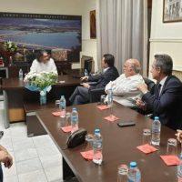 Επίσκεψη του Υφυπουργού Αγροτικής Ανάπτυξης και Τροφίμων στο Δήμο Βοΐου και στο Δήμο Σερβίων- Τα ζητήματα που τέθηκαν από τους Δημάρχους