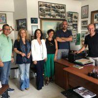 Σειρά επαφών της Βουλευτή ΣΥΡΙΖΑ Κοζάνης Καλλιόπης Βέττα με θεσμικούς φορείς και πολιτιστικούς συλλόγους