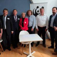 Οχτώ δήμαρχοι λιγνιτικών περιοχών της Ευρώπης υπογράφουν κοινή διακήρυξη και ενώνουν τις φωνές τους για μια Δίκαιη Μετάβαση