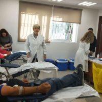 Πραγματοποιήθηκε εθελοντική αιμοδοσία στις Σχολές του ΑΗΣ Καρδιάς – Δείτε φωτογραφίες