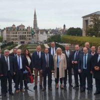 Στις Βρυξέλλες ο Δήμαρχος Βοΐου για την  Ευρωπαϊκή Εβδομάδα των Περιφερειών και των Πόλεων