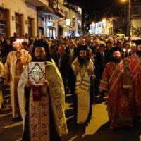 Η Περιφορά της Ιεράς Εικόνας του Αγίου Δημητρίου στη Σιάτιστα – Δείτε το βίντεο