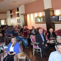 Πραγματοποιήθηκε η ημερίδα του κτηνιάτρου Νίκου Καραλίγκα στην Κοζάνη για την ενημέρωση αιγοπροβατοτρόφων – Δείτε βίντεο και φωτογραφίες