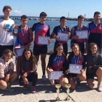 Διακρίσεις αθλητών του Ναυτικού Ομίλου Κοζάνης στους διασυλλογικούς αγώνες κωπηλασίας στην Κατερίνη