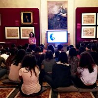 Επίσκεψη του Μουσικού Σχολείου Πτολεμαΐδας στη Βουλή