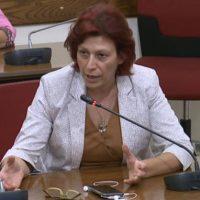 Ερωτήματα στον καθηγητή κ. Χ. Ζερεφό από την Π. Βρυζίδου στην Ειδική Μόνιμη Επιτροπή Έρευνας και Τεχνολογίας για την Κλιματική Αλλαγή
