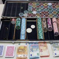 11 συλλήψεις για πόκερ σε καφετέρια σε περιοχή της Πτολεμαΐδας – Κατασχέθηκαν μάρκες, τράπουλες και 885 ευρώ