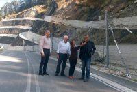Τα έργα του Δήμου Βελβεντού επισκέφτηκε  ο Αντιπεριφερειάρχης Κοζάνης Γ. Τσιούμαρης με κλιμάκιο των Τεχνικών Υπηρεσιών