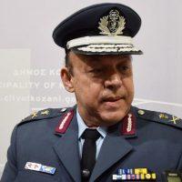Παραμένει ο Ταξίαρχος Κεραμάς Θεόδωρος στη θέση του Γενικού Περιφερειακού Αστυνομικού Διευθυντή Δυτικής Μακεδονίας