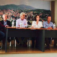 Οι προγραμματισμένες συναντήσεις και η δραστηριότητα της Βουλευτή του ΣΥΡΙΖΑ Κοζάνης Καλλιόπης Βέττα