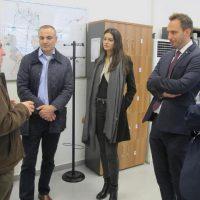 Επίσκεψη Εκπροσώπων του Ελληνογερμανικού  Επιμελητηρίου Θεσσαλονίκης στο Πανεπιστήμιο Δυτικής Μακεδονίας