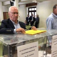 Πρωτιά του Χρήστου Ζευκλή στις εκλογές της Περιφερειακής Ένωσης Δήμων, ισάριθμες οι έδρες με τον Γιώργο Δασταμάνη