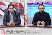 Συνέντευξη του επικεφαλής των «Αδέσμευτων Πολιτών» Κώστα Κύργια στην τηλεόραση του Flash