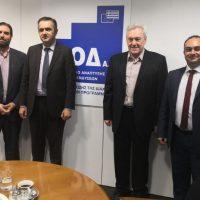 ΠΔΜ: Τεχνική συνάντηση εργασίας στα γραφεία της ΜΟΔ Α.Ε. για την επιτάχυνση των διαδικασιών υλοποίησης συγχρηματοδοτούμενων δράσεων του ΕΣΠΑ