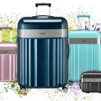 Βαλίτσες ταξιδιού για όλη την οικογένεια!