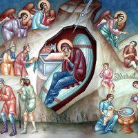 Οι ''κατά αλφάβητον'' προεόρτιοι Ύμνοι των Χριστουγέννων (προσόμοια και κανόνες) και τα αλφαβητικά κάλαντα