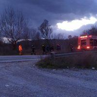 Τροχαίο δυστύχημα έξω από τη Νεάπολη Κοζάνης: ΙΧ αυτοκίνητο έπεσε σε ποτάμι – Νεκρός ο οδηγός