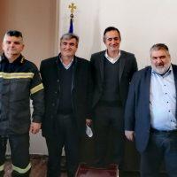 """Στάθης Κωνσταντινίδης: """"Πλήρης επιβεβαίωση – Αναβαθμίζονται η Πυροσβεστική Ακαδημία και το Παράρτημα της Σχολής Πυροσβεστών της Πτολεμαΐδας"""""""