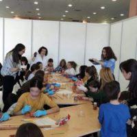 Πραγματοποιήθηκε η εκδήλωση «Ανακαλύπτοντας τον κόσμο των αρχαίων αρωμάτων» στην 2η Έκθεση Αρωματικών, Φαρμακευτικών Φυτών και μανιταριών στα Κοίλα Κοζάνης