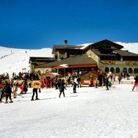 Κλειστό λόγω χιονοθύελλας το χιονοδρομικό κέντρο Βόρας – Καϊμάκτσαλαν