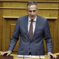 Τοποθέτηση του Στάθη Κωνσταντινίδη στη συνάντηση της Κοινοβουλευτικής Ομάδας με τον Πρωθυπουργό Κυριάκο Μητσοτάκη