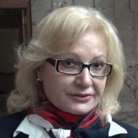 Δηλώσεις της Αγγελικής Νικολούλη μετά την κατάθεσή της για την υπόθεση Πολύζου στην Κοζάνη