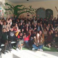 Επίσκεψη του 4ου ΓΕΛ Κοζάνης στα γραφεία του Europe Direct Δυτικής Μακεδονίας