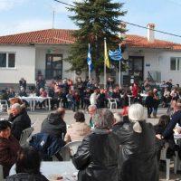 Πραγματοποιήθηκε με επιτυχία η Γιορτή Τσιγαρίδας στην Καρυδίτσα Κοζάνης – Δείτε φωτογραφίες