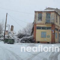 Το πρώτο χιόνι της φετινής χρονιάς στη Φλώρινα – Δείτε τις φωτογραφίες