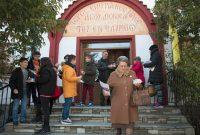 Μέσα από τη Θεία Λατρεία και με τη συμμετοχή πλήθους πιστών  γιορτάστηκε ο Άγιος Διονύσιος ο εν Ολύμπω στο Βελβεντό – Δείτε φωτογραφίες