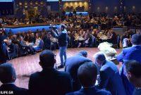 Παρουσία πλήθους κόσμου και του Υπουργού Εθνικής Άμυνας η κοπή πίτας της ΝΟΔΕ Κοζάνης της Νέας Δημοκρατίας – Δείτε βίντεο και φωτογραφίες