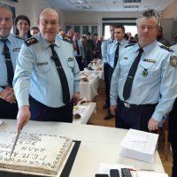 Έκοψαν την Πρωτοχρονιάτικη πίτα τους στην Γενική Περιφερειακή Αστυνομική Διεύθυνση Δυτικής Μακεδονίας