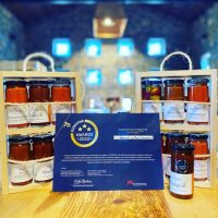 Βραβείο γεύσης με 3 αστέρια για το πιπερόμελο της οικογένειας Ναουμίδη στην έκθεση Expotrof 2020