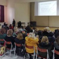 Πραγματοποιήθηκε επιμορφωτική ημερίδα στην Κοζάνη στο μάθημα της Νεοελληνικής Γλώσσας και Λογοτεχνίας