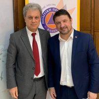 """Γιώργος Αμανατίδης: """"Η παραμονή της Σχολής Πυροσβεστών στην Πτολεμαΐδα και η αναβάθμισή της αποτελούν εθνική στρατηγική"""""""