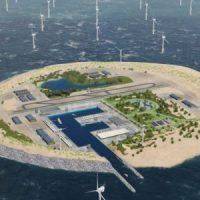 Ξεκινούν οι εργασίες για την κατασκευή του μεγαλύτερου αιολικού πάρκου στο κόσμο ισχύος 3.6 GW