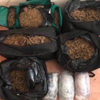 Καστοριά: Αστυνομική επιχείρηση για τον εντοπισμό δυο ατόμων που μετέφεραν με αυτοκίνητο πάνω από 43 κιλά ακατέργαστης κάνναβης