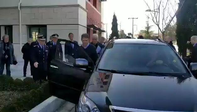 Ο Υπουργός Προστασίας του Πολίτη κ. Μιχάλης Χρυσοχοΐδης στην Κοζάνη – Δείτε το βίντεο