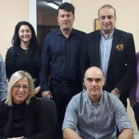 Αυτή είναι η νέα Διοίκηση του Οικονομικού Επιμελητηρίου Τμήματος Δυτικής Μακεδονίας με νέο πρόεδρο τον Δημήτρη Κοεμτζόπουλο