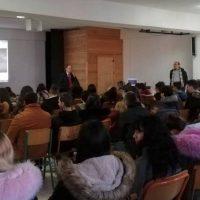 ΕΠΑΛ Σερβίων: Ενημέρωση για τη γρίπη από τον π. Διευθυντή του Κέντρου Υγείας Σερβίων και ειδικό παθολόγο κ. Αλέξανδρο Λαϊόπουλο