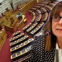 Η Αικατερίνη Σακελλαροπούλου πρώτη γυναίκα Πρόεδρος της Δημοκρατίας – Εξελέγη με 261 ψήφους